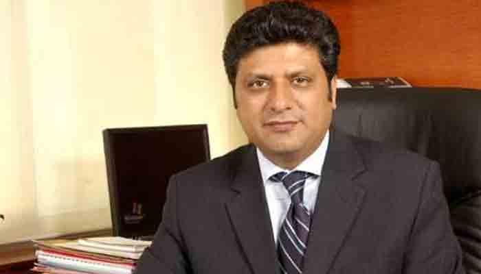 NADRA chief Tariq Malik. File photo