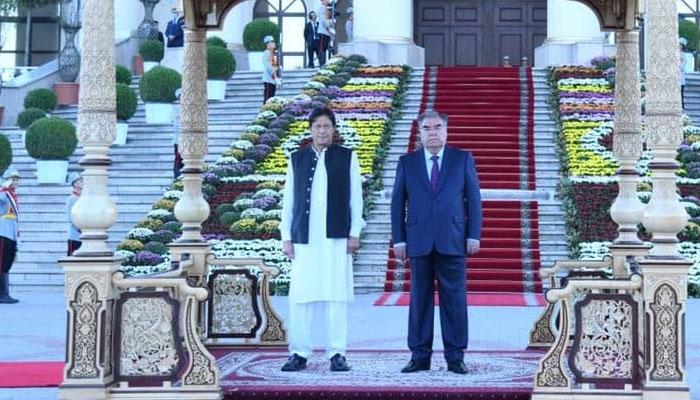 PM Imran Khan invites Tajik investors to Pakistan citing govt incentives