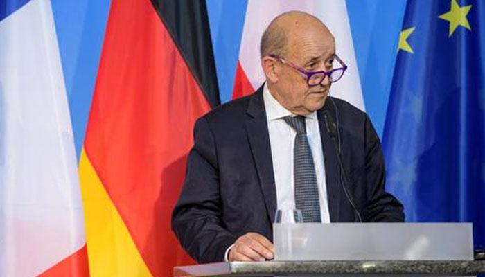 France recalls envoys over submarine row