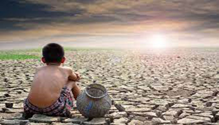 'Climate change a big risk for children, threatens their health and education'