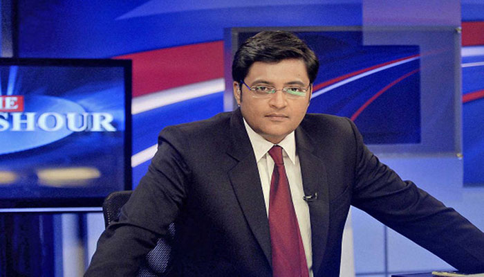 Another embarrassing attempt by Indian media: Arnab Goswami caught lying