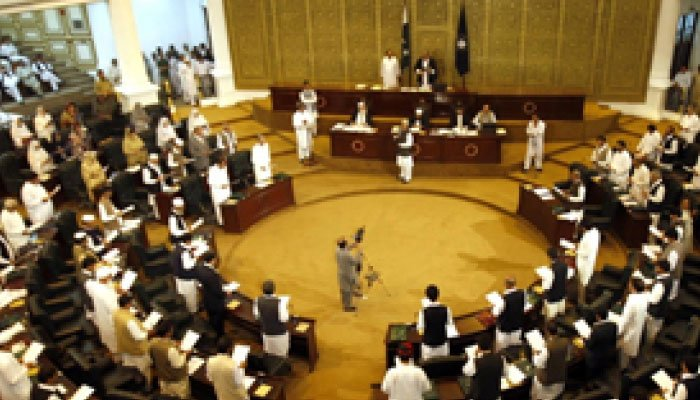 Unanimous resolution: KP Assembly demands resumption of direct flights to Saudi Arabia
