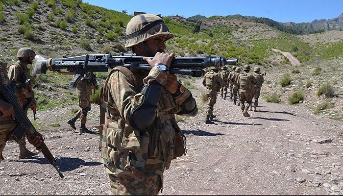 TTP commander killed in NW operation: ISPR