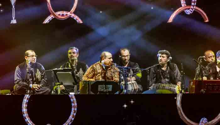 London Mayor thanks Rahat Fateh Ali for selling out Wembley Arena