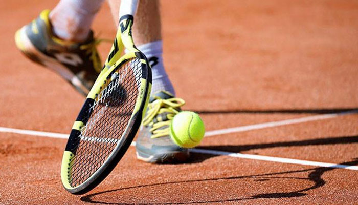 Zohaib loses to Nepalese boy in junior tennis