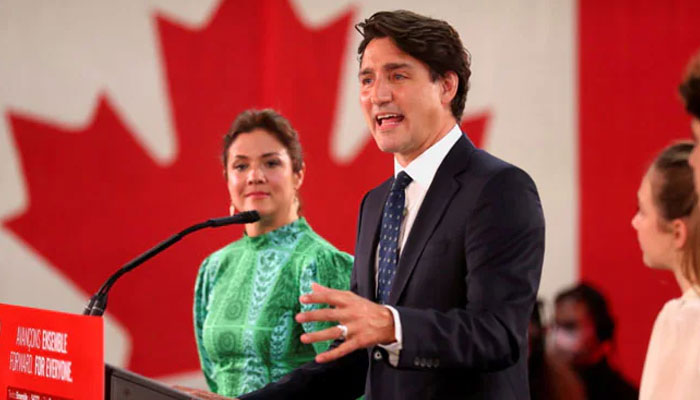 Trudeau re-elected without majority