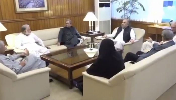 Electoral reforms: Govt, opposition agree on formation of committee