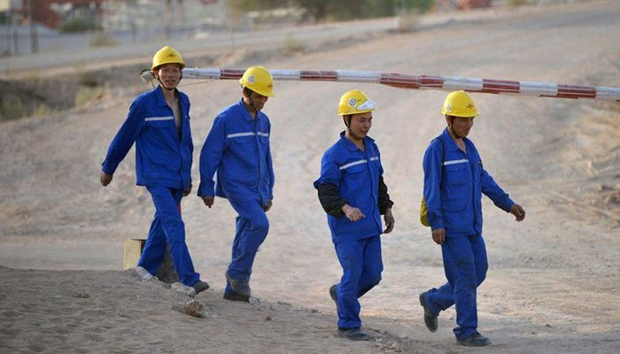 'Around 5m Chinese to be working in Pakistan by 2025'