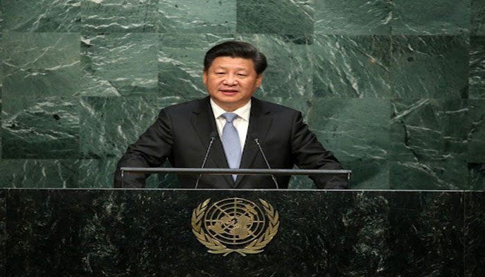 Military, political intervention bring harm, warns Xi