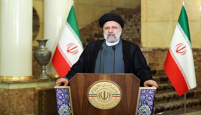 US hegemony failed miserably, Raisi tells UN