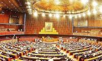 NA proceedings prematurely end after uproar