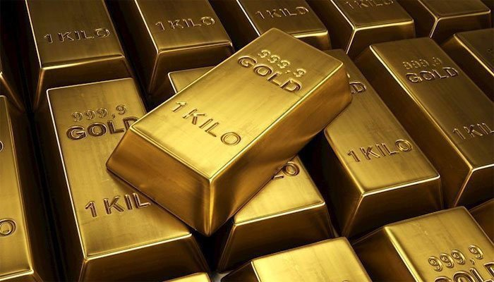 Gold rates up Rs250/tola