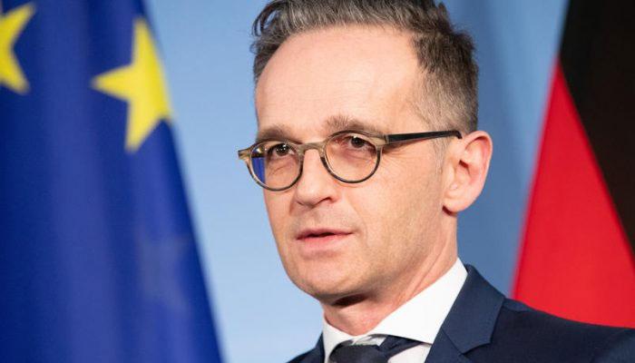German FM says Taliban 'show' at UN to serve no purpose