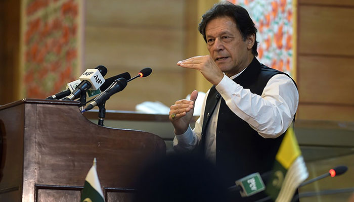 Pakistan to keep raising voice for Kashmir in world: PM