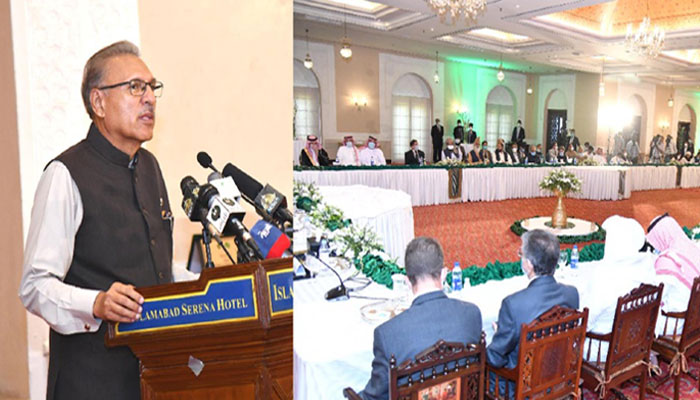 Pak, Saudi leadership capable of leading world: President Alvi