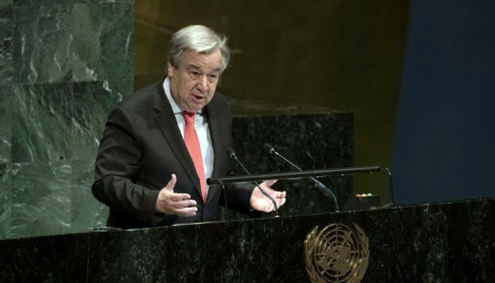 Security Council powers united on  stable Afghanistan, says Guterres