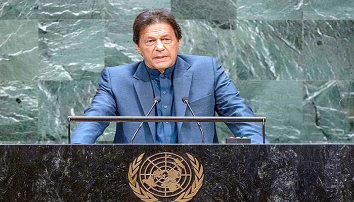 PM to highlight Kashmir, Afghan, global issues in UNGA address today