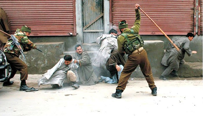 MPs urge UK to help end abuses in Indian-held Kashmir