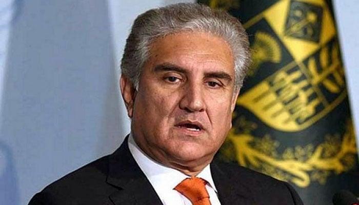 Qureshi reaffirms Pak desire for strategic partnership with US