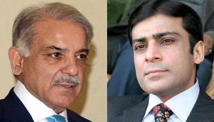 Money-laundering case: FIA shares 'evidence' against Shehbaz, Hamza with court