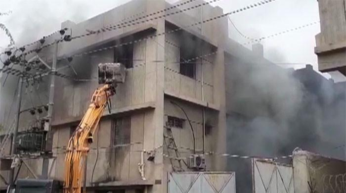 Labour dept, SBCA, KDA, Civil Defence officials implicated in Korangi fire case