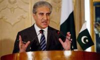 Results would have been different had US heeded us: Qureshi