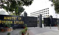Pakistan rejects India's claim on abettor of terrorism