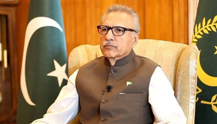 Govt tapping foreign markets to boost SMEs: President Alvi