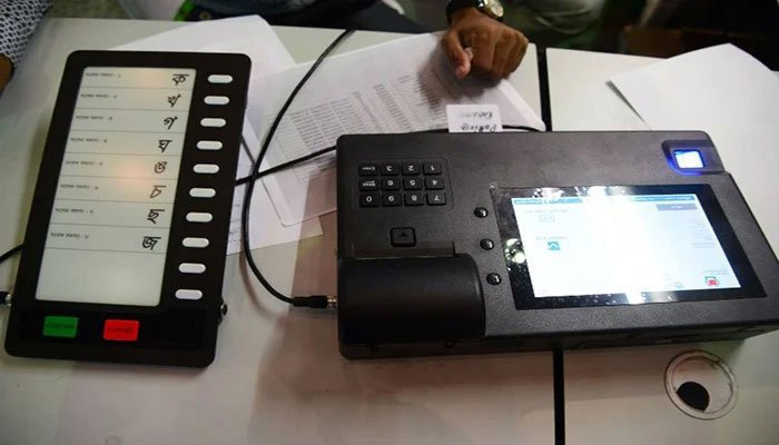 EVMs, i-voting: Govt steps back from the brink to give dialogue a try