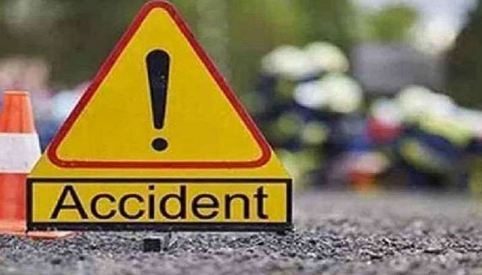 Woman killed, man injured in accident