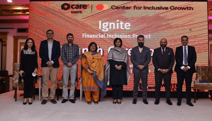 Ignite by CARE International and Mastercard to impact millions of entrepreneurs across Pakistan