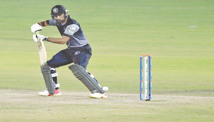 Iftikhar, Farhan bat KP to big win over Sindh
