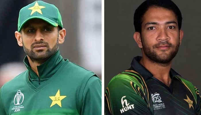 Sohaib ruled out, Malik named replacement