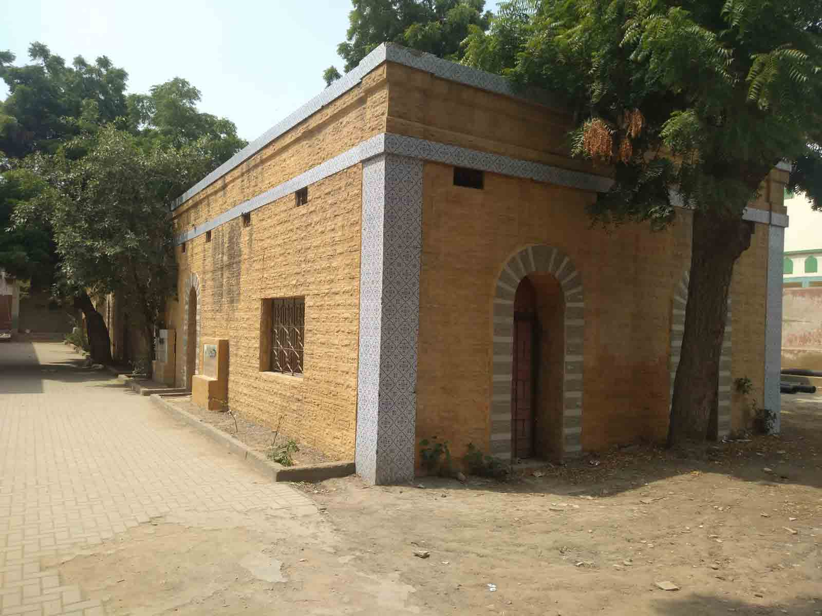 How Golimar's Barood Khana Government School got its name