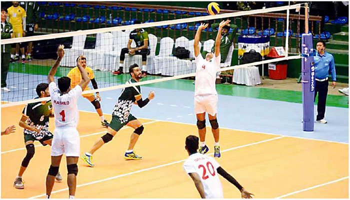 Pakistan can be among Asia's top four: former volleyball captain