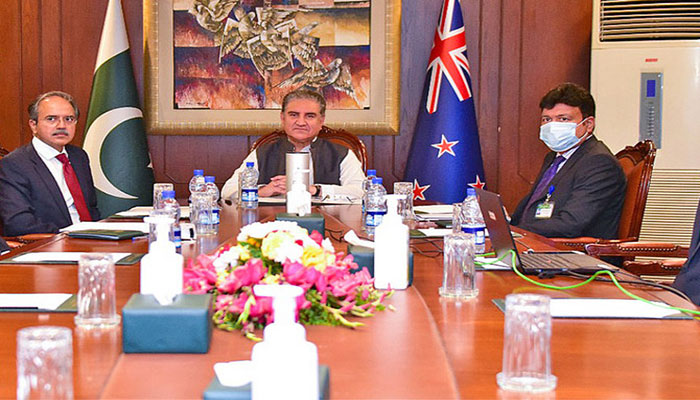 Pakistan expects NZ to share info about calling off cricket tour: Qureshi