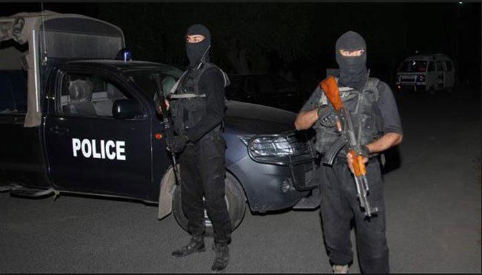 Ashura terrorism: Three terrorists killed in Multan
