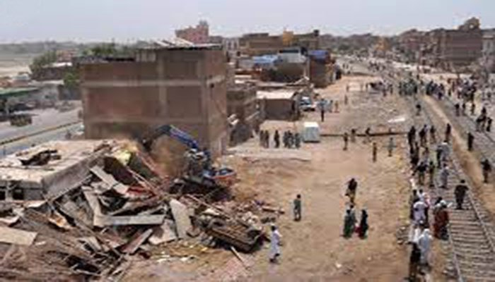 'Identify officials who allowed encroachments, issued illegal leases'