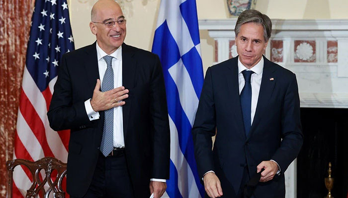 US, Greece expand defence ties amid Mediterranean tensions
