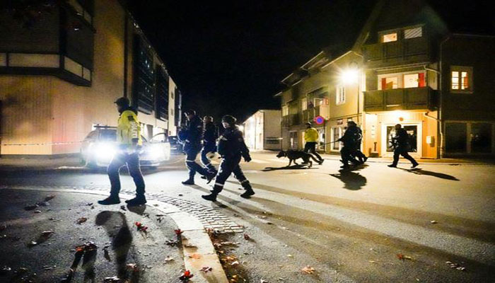 Norway says attack appears to be 'act of terror'