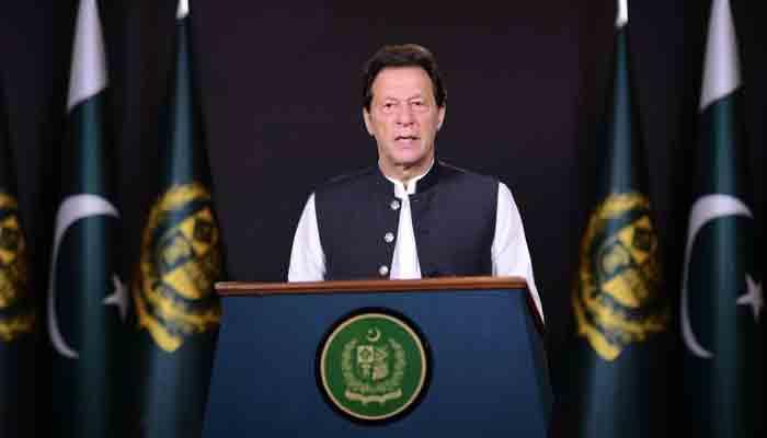 PM Imran Khan. File photo
