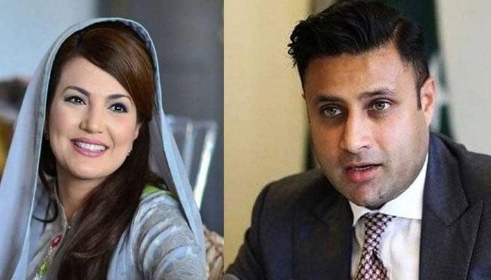 Zulfi Bukhari wins defamation case, Rs11.6m from Reham Khan