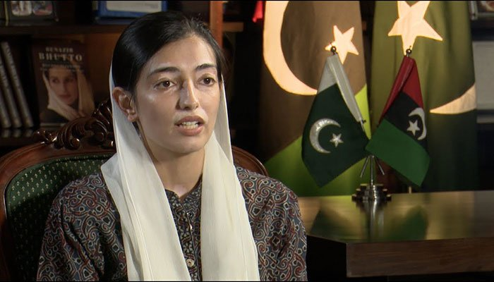 Aseefa condoles with AQ Khan's daughter