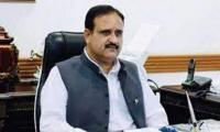 Polio-free Pakistan top priority of govt: Punjab CM