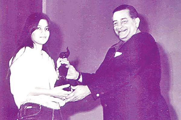 Filmfare's Pakistani connection