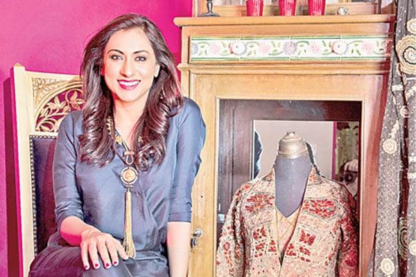 Wardha Saleem to showcase at London Fashion Week