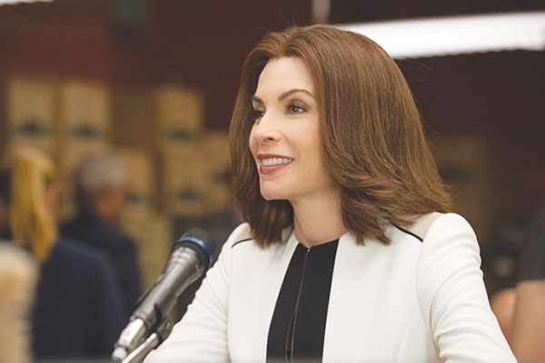 The Good Wife announces ongoing seventh season as series finale