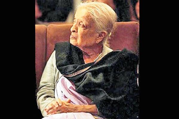 Farewell, Fatima Surayya Bajia