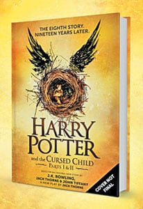 Harry Potter and The Cursed Child is not a novel