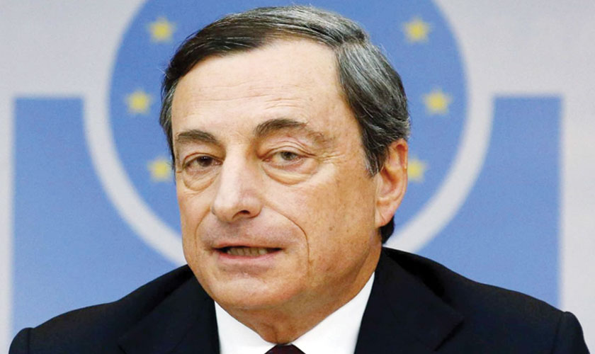 Draghi goes on offensive against Berlin bullying